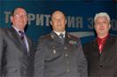 За разнообразные виды охранных услуг среди частных охранных предприятий охранное агенство Сфинкс награждено дипломом 'Территория закона' РТ.